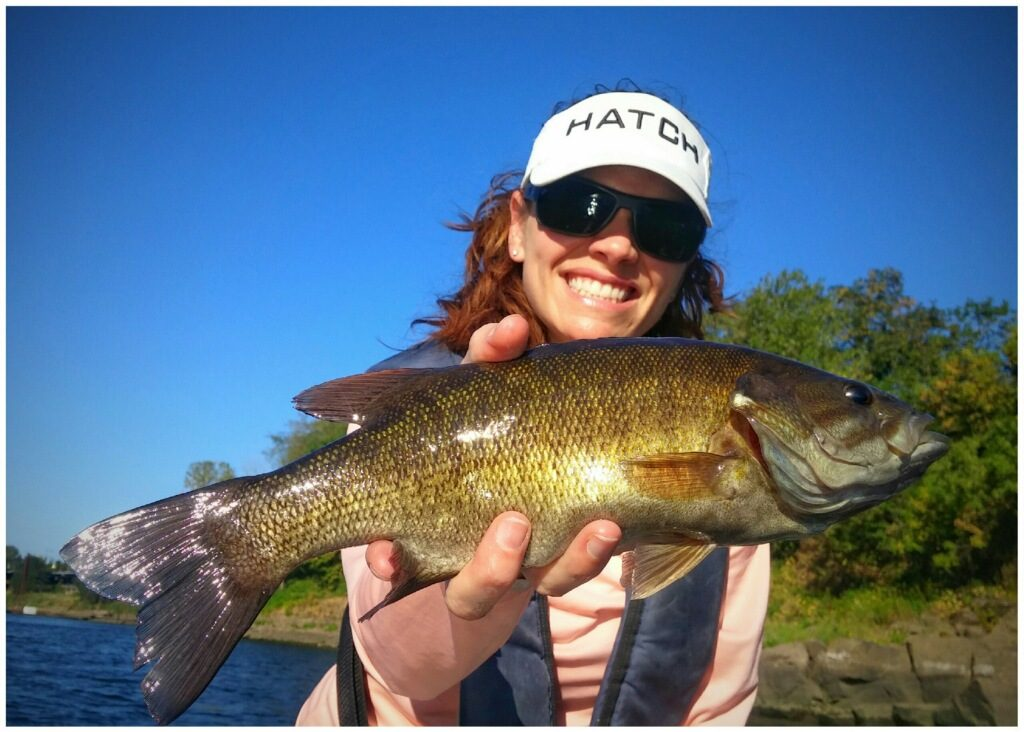 Bass Fishing with All About Adventure Excursions